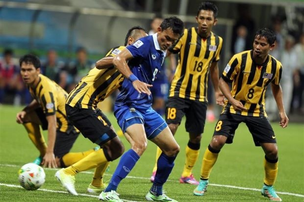 Chung ket AFF Cup: Malaysia muon ha Thai Lan nhu voi DTVN hinh anh