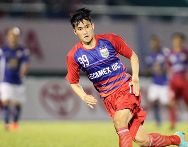 Dau an vong 6 V.League: Cong Vinh ghi ban, DTLA lap ky luc hinh anh