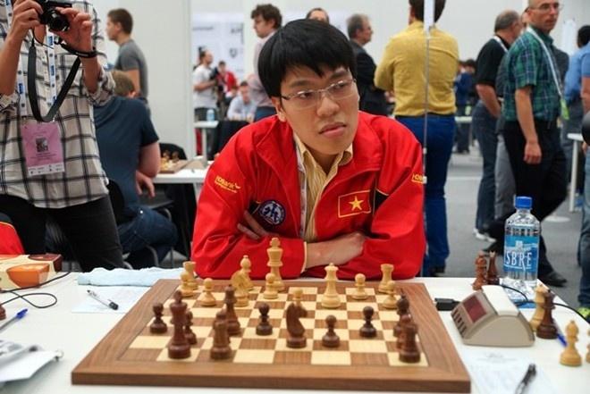 Le Quang Liem gianh ve du World Cup co vua hinh anh
