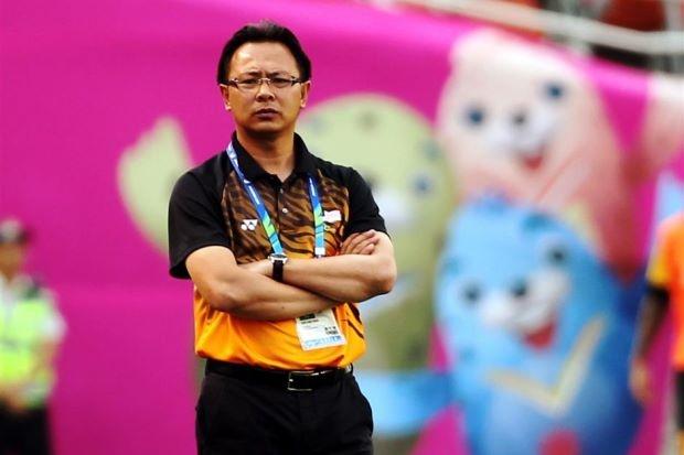 Malaysia khong xem U23 Viet Nam la doi thu tai SEA Games hinh anh