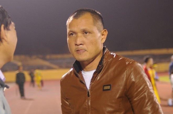 HLV Song Lam Nghe An: 'Chung toi se choi dep voi HAGL' hinh anh