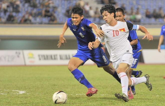 Doi thu cua U23 Viet Nam tang toc truoc SEA Games hinh anh