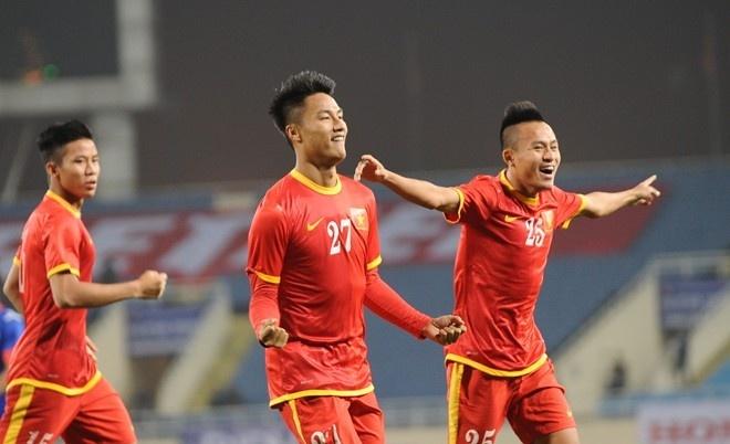 U23 Viet Nam cho la tham may man tai SEA Games hinh anh