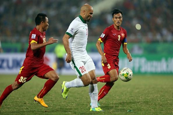 FIFA khong the cam Indonesia tham du SEA Games hinh anh