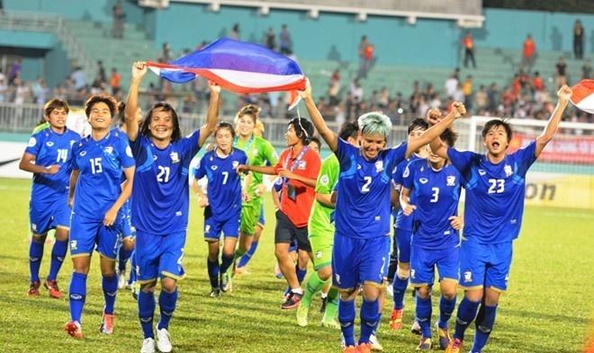 Thai Lan dua doi hinh World Cup du giai Dong Nam A hinh anh