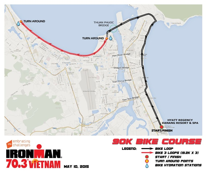 Ironman - cuoc thi khac nghiet nhat the gioi lan dau den VN hinh anh 2