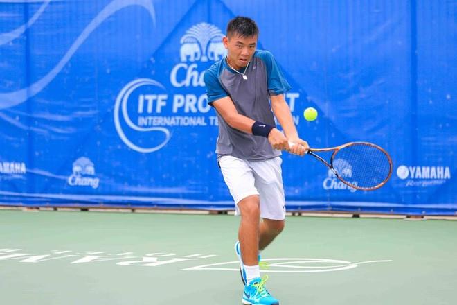Ly Hoang Nam vao vong 3 Roland Garros tre hinh anh