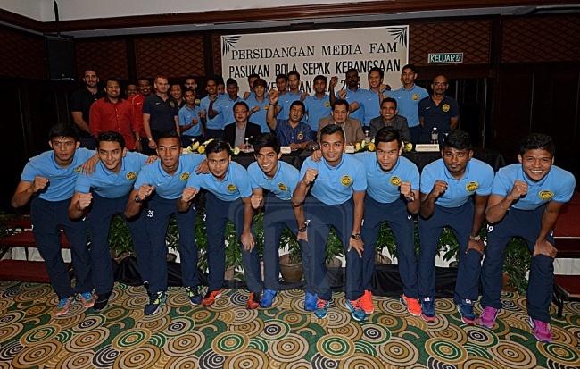 U23 Malaysia chot danh sach du SEA Games 28 hinh anh