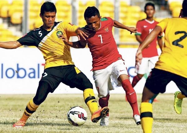 U23 Brunei tin dung sinh vien da SEA Games hinh anh