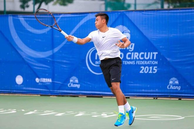 Ly Hoang Nam de tho o vong mot Roland Garros tre hinh anh