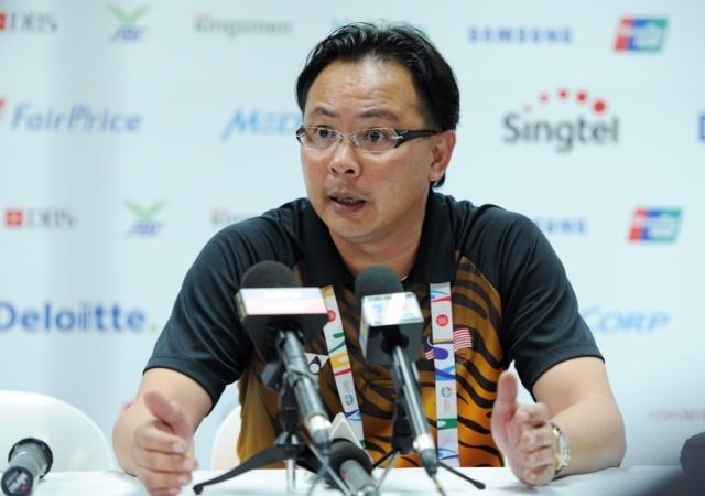 HLV U23 Malaysia that vong vi mat tru cot khi gap U23 VN hinh anh