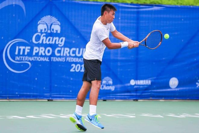Ly Hoang Nam chia tay Roland Garros tre hinh anh