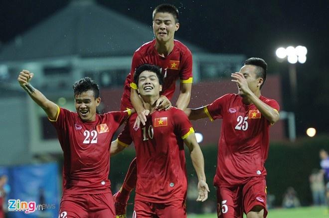 Truyen thong khu vuc khen ngoi U23 Viet Nam hinh anh 1