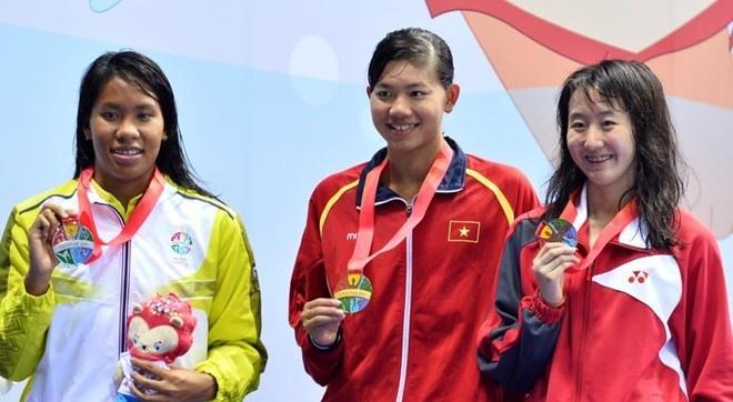 Lich thi dau SEA Games 7/6: Cho Anh Vien lap ky luc moi hinh anh