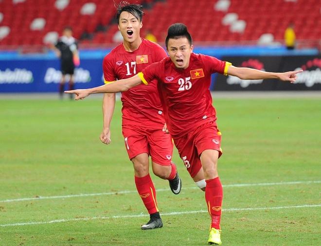 Sau 3 ky SEA Games, U23 Viet Nam moi co 'dong' hinh anh
