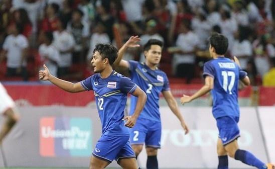 U23 Thai Lan dat muc tieu gianh ve du Olympic 2016 hinh anh