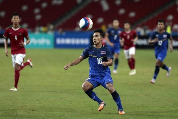 Chan thuong nang, 'Messi Jay' Thai Lan lo tran gap Iraq hinh anh