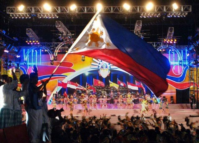 Philippines dang cai SEA Games 2019 hinh anh