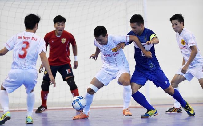 Thai Son Nam dua sao quoc te du giai futsal TP HCM mo rong hinh anh 1