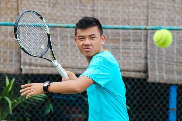 Ly Hoang Nam chua chot lich dau chuan bi cho US Open hinh anh