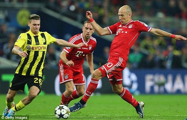 SCTV so huu ban quyen phat song Bundesliga, Serie A hinh anh