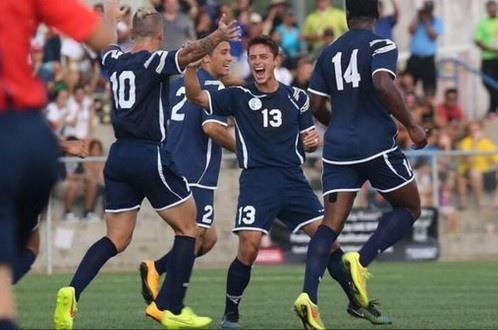 Guam là đội bóng gây bất ngờ nhất ở vòng loại World Cup 2018 khu vực châu Á với 2 trận thắng ấn tượng để đứng đầu bảng D, trên cả đại gia Iran.