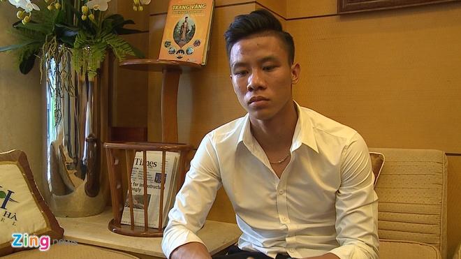 Khong co chuyen Ngoc Hai khoac ao Da Nang de tra no hinh anh 1