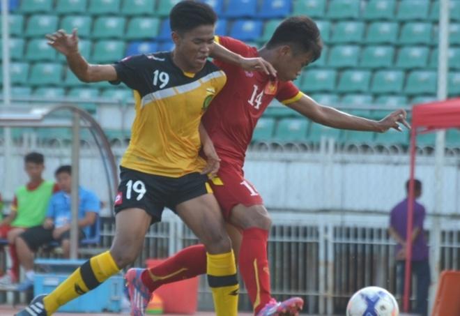 Thang Dong Timor, U19 VN vung ngoi dau Vong loai chau A hinh anh 1