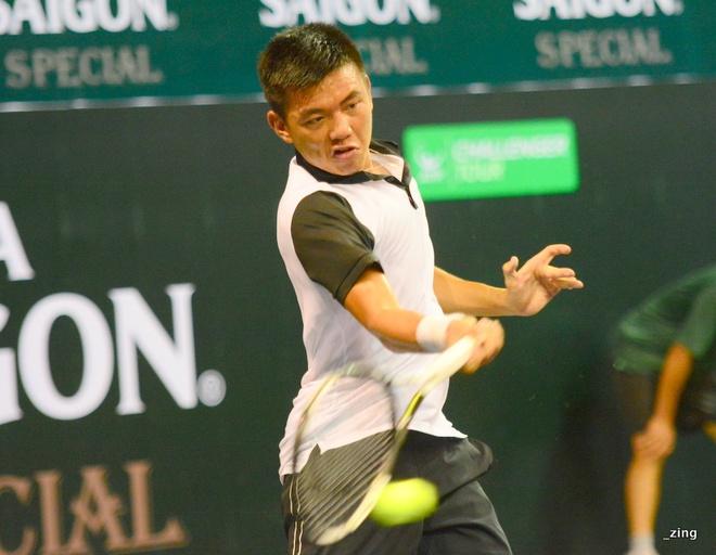 Hoang Nam, Hoang Thien dung buoc o giai Vietnam Open hinh anh