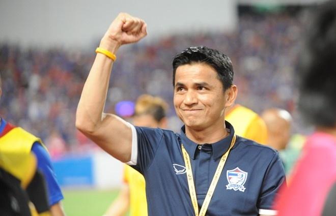 HLV Kiatisak khong lo trong tai bat ep Thai Lan hinh anh