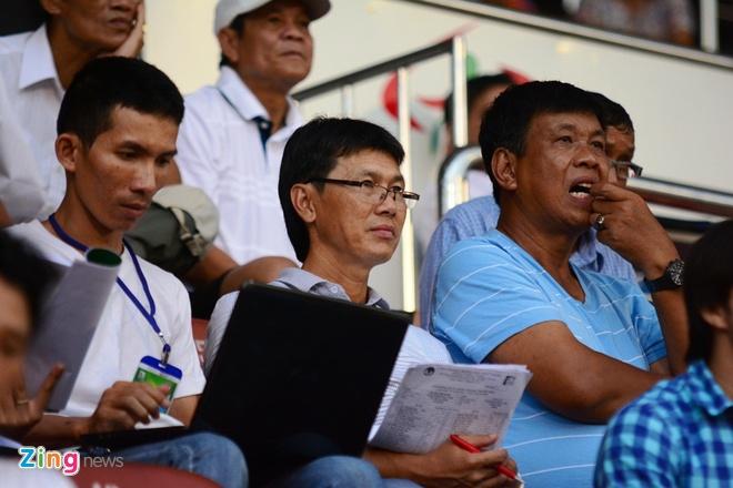 Tro ly HLV Miura tuyen quan cho U23 Viet Nam hinh anh 1