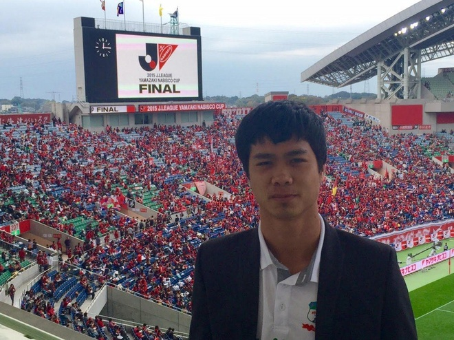 Cong Phuong: 'Toi va Tuan Anh du suc choi o J.League' hinh anh