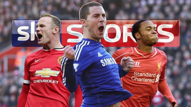 Nguoi dan Anh mat them tien vi ban quyen Premier League hinh anh 1 Sky Sport buộc phải giá thuê bao sau khi bỏ ra số tiền khổng lồ để sở hữu tiền BQTH.