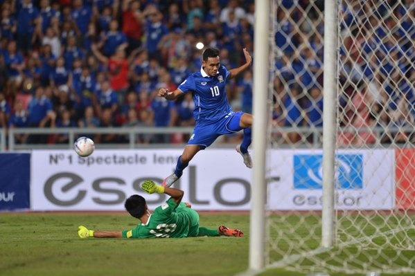 Thai Lan rong cua vao vong loai cuoi cung World Cup 2018 hinh anh