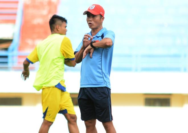HLV U21 Viet Nam: 'Doi co the choi khac neu gap lai HAGL' hinh anh