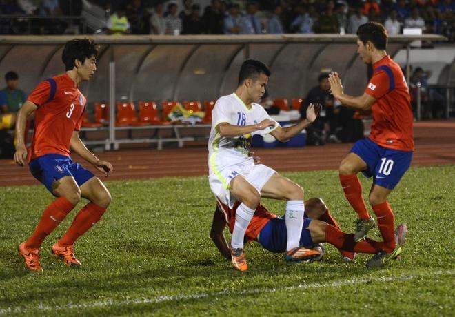 HLV U19 Han Quoc: 'Toi khong an tuong cau thu cua HAGL' hinh anh