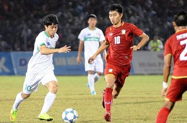 U21 HAGL - U19 Han Quoc: Chung ket som giai U21 quoc te hinh anh