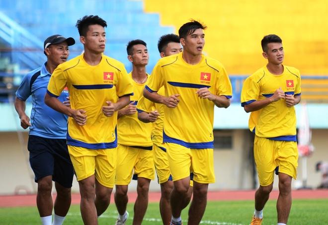 U21 Viet Nam loai cau thu qua tuoi, xoa tin don gian lan hinh anh