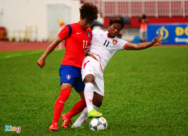 U21 HAGL – U21 Myanmar: Tan cong ruc lua hinh anh 2