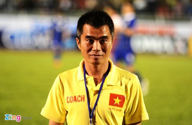 HLV U21 Viet Nam: 'Toi khong bat ngo neu HAGL bi loai' hinh anh 1