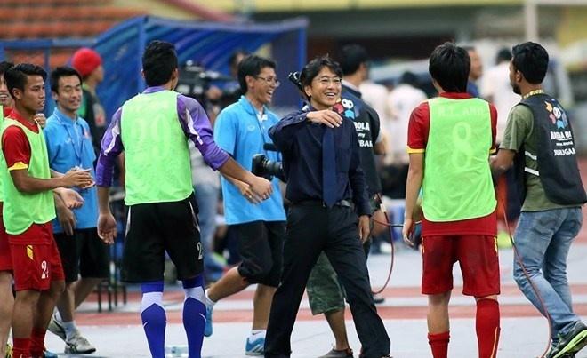 HLV U21 HAGL khong chac hoc tro phu hop voi Miura hinh anh