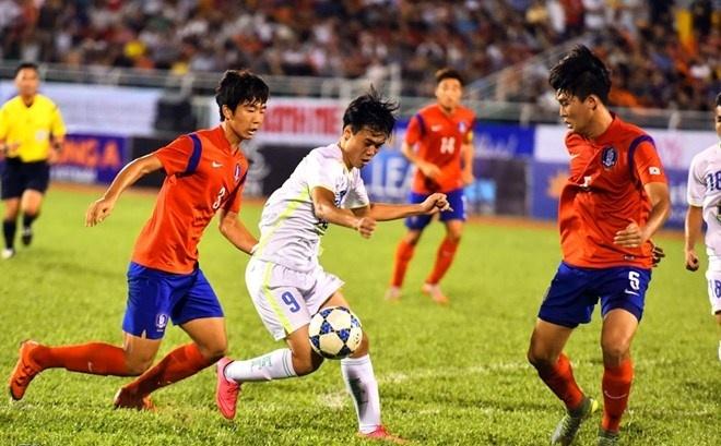 U21 HAGL – U21 Myanmar: Tan cong ruc lua hinh anh