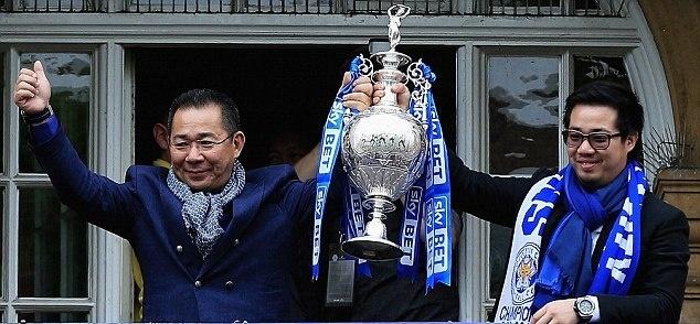 Leicester City va cau chuyen thanh cong cung ty phu Thai Lan hinh anh