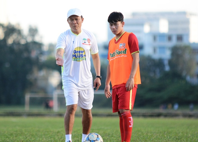 HLV HAGL: 'Chung toi co cach ghi ban vao luoi U19 Han Quoc' hinh anh