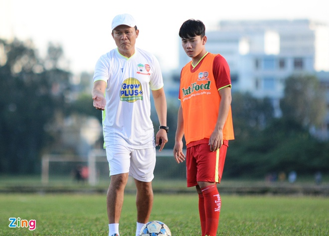 HLV U21 HAGL muon choi doi cong voi U19 Han Quoc hinh anh 1