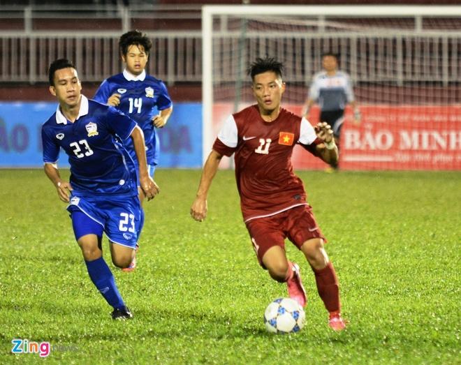 HLV Miura goi Lam Ti Phong thay the Huy Toan hinh anh 1 Lâm Ti Phông xứng đáng được trao cơ hội tại đội U23 Việt Nam.