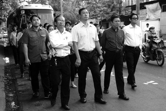 Ban be, nguoi than tien Hoang Ha Giang lan cuoi hinh anh 8