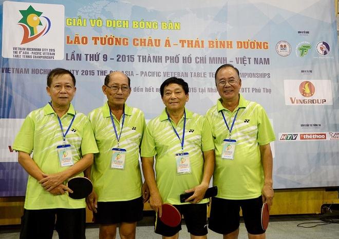 CLB bong ban cac lao tuong danh tieng o TP HCM hinh anh 2