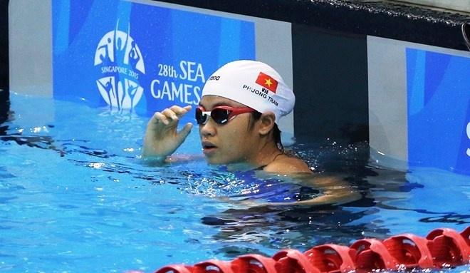 Phuong Tram muon doat huy chuong o SEA Games 2017 hinh anh