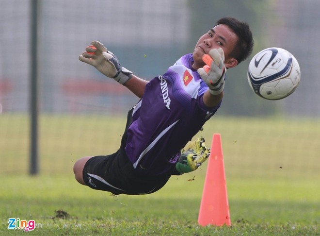 U23 Viet Nam chia tay thu mon Thanh Tuan hinh anh 1